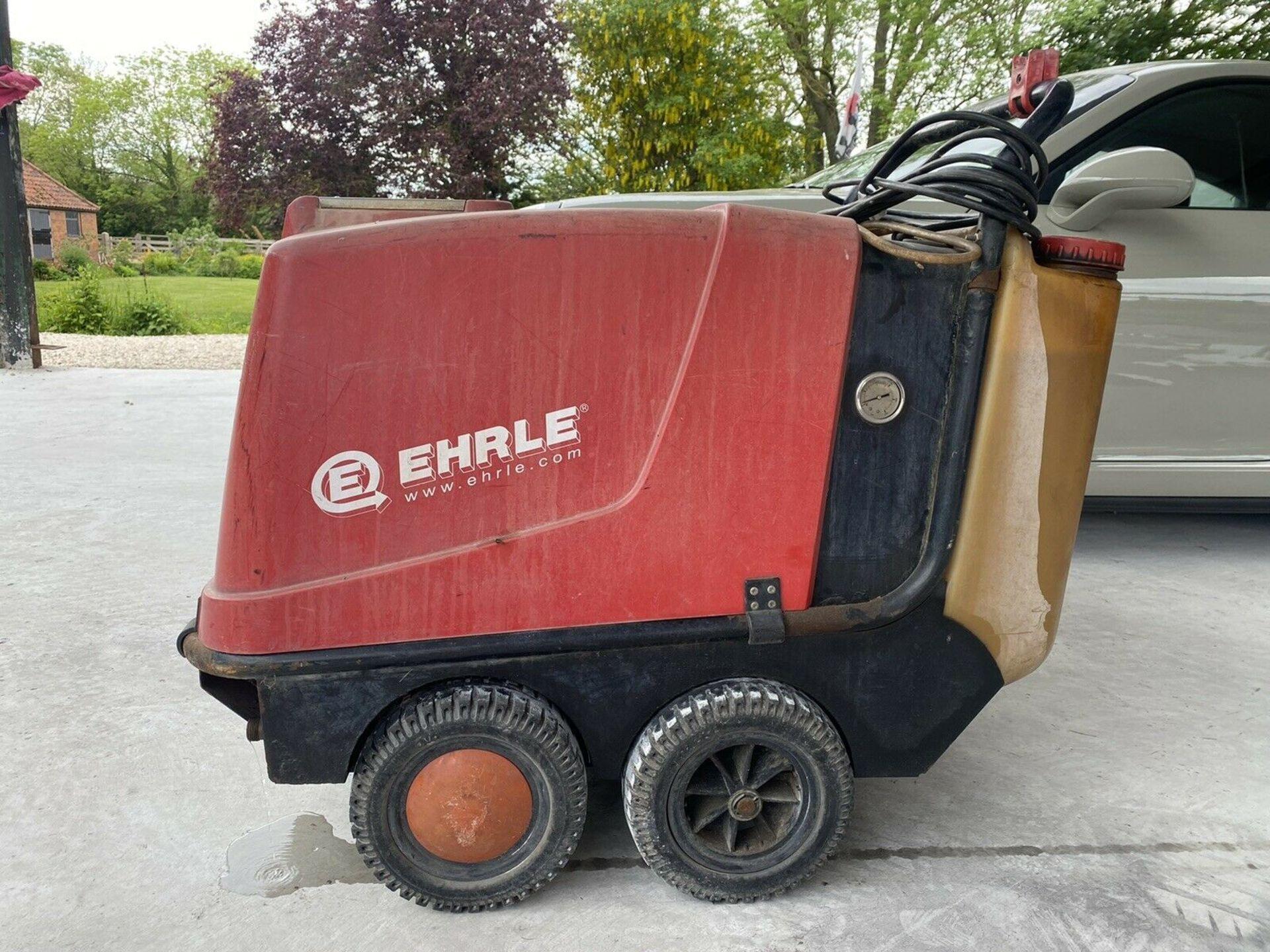 EHRLE HD623 STANDARD HOT WATER PRESSURE WASHER *NO VAT*