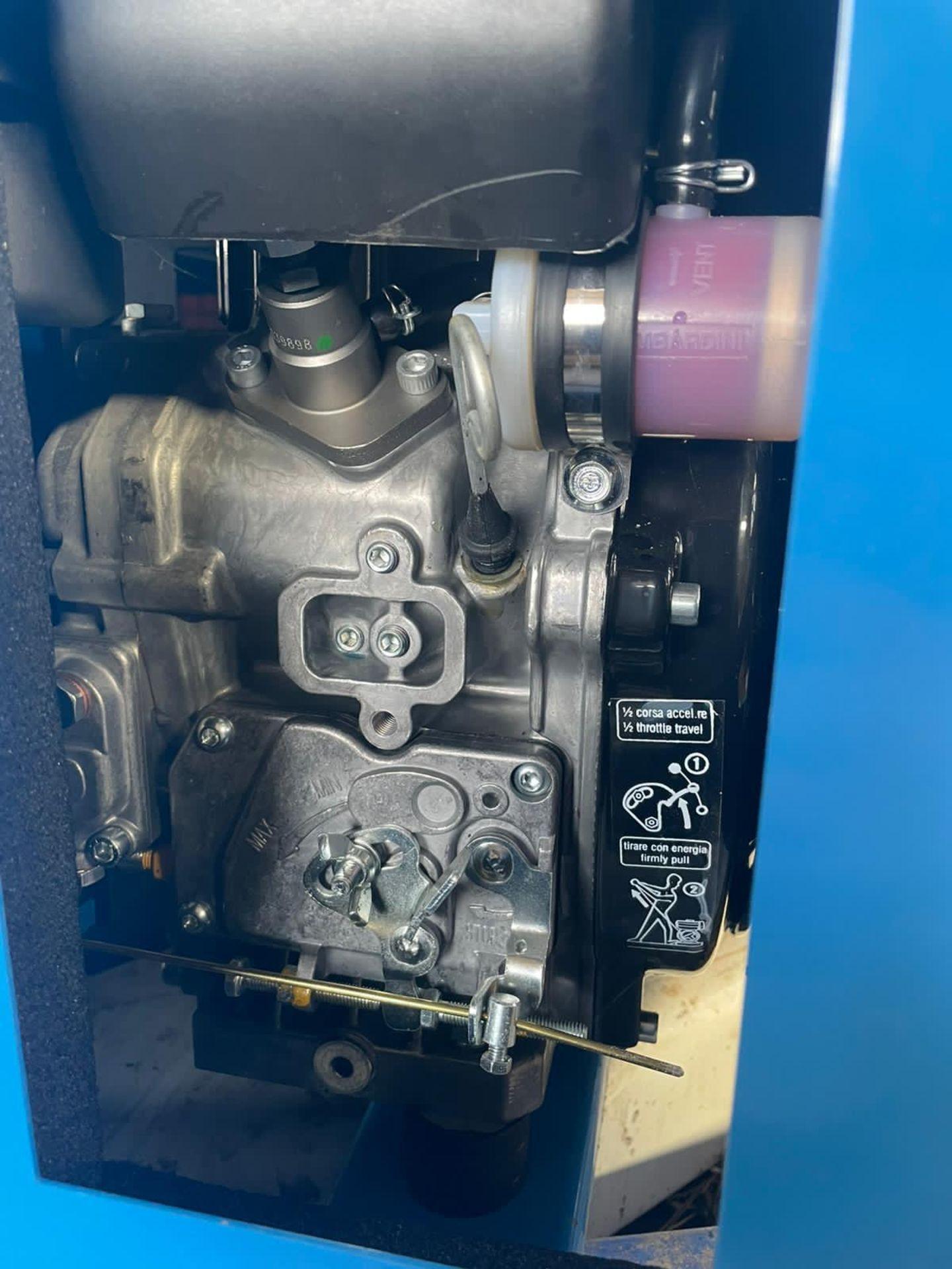 NEW AND UNUSED HARRINGTON 2.6KvA DIESEL GENERATOR, LOMBARDINI DIESEL ENGINE, 115V OR 230V *PLUS VAT* - Image 4 of 5
