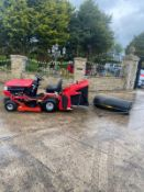 WESTWOOD T1800 RIDE ON MOWER WITH ROLLER, RUNS DRIVES AND CUTS, HYDROSTATIC *NO VAT*