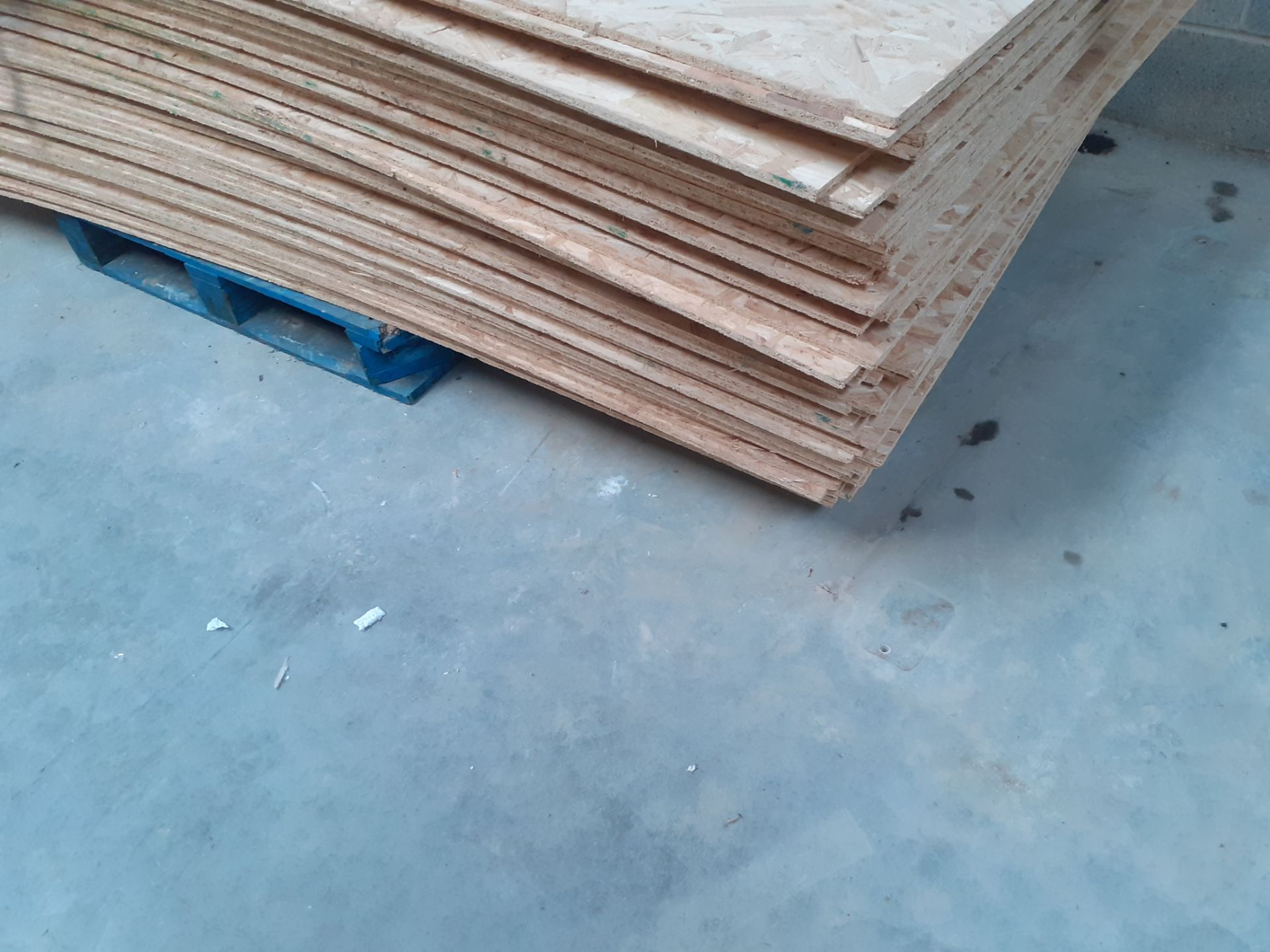 57 SHEETS 8' x 4' OSB3 11mm SHEETS, BRAND NEW, NORBOARD BRAND *NO VAT*