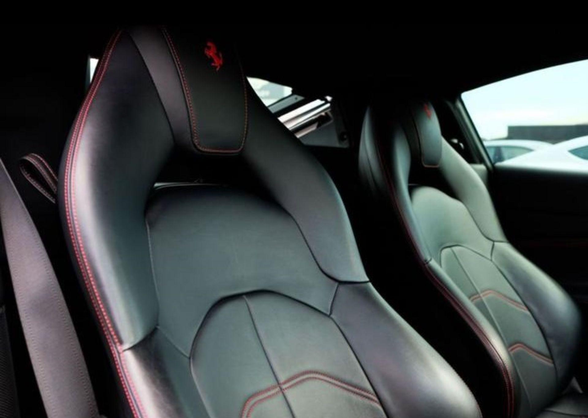 2016 FERRARI 488 GTB 2DR RED COUPE, PETROL, AUTOMATIC, 11K MILES, LEFT HAND DRIVE *NO VAT* - Image 19 of 22