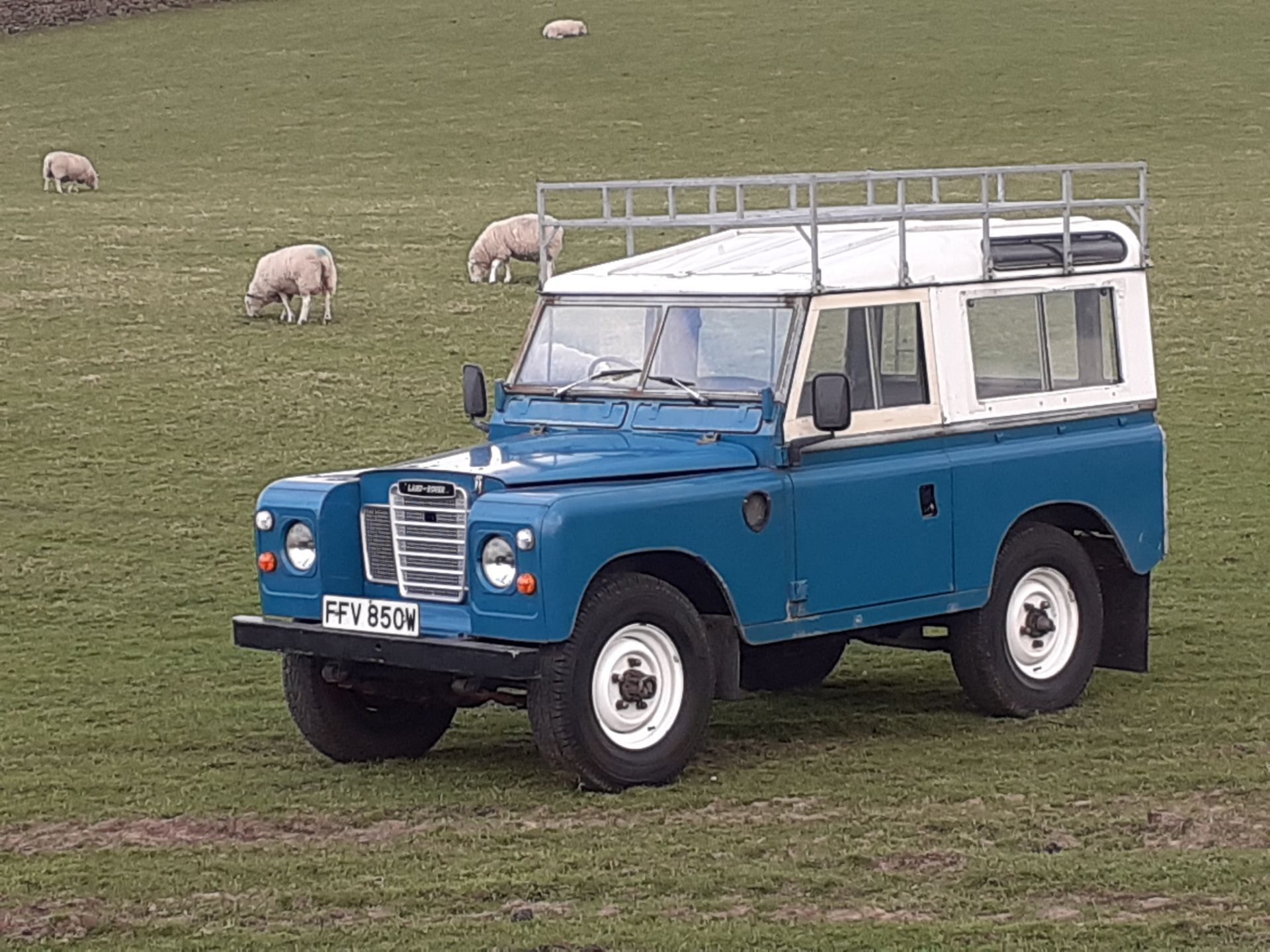 1980 LAND ROVER SERIES III CLASSIC STATION WAGON, TAX AND MOT EXEMPT *NO VAT* - Image 6 of 22