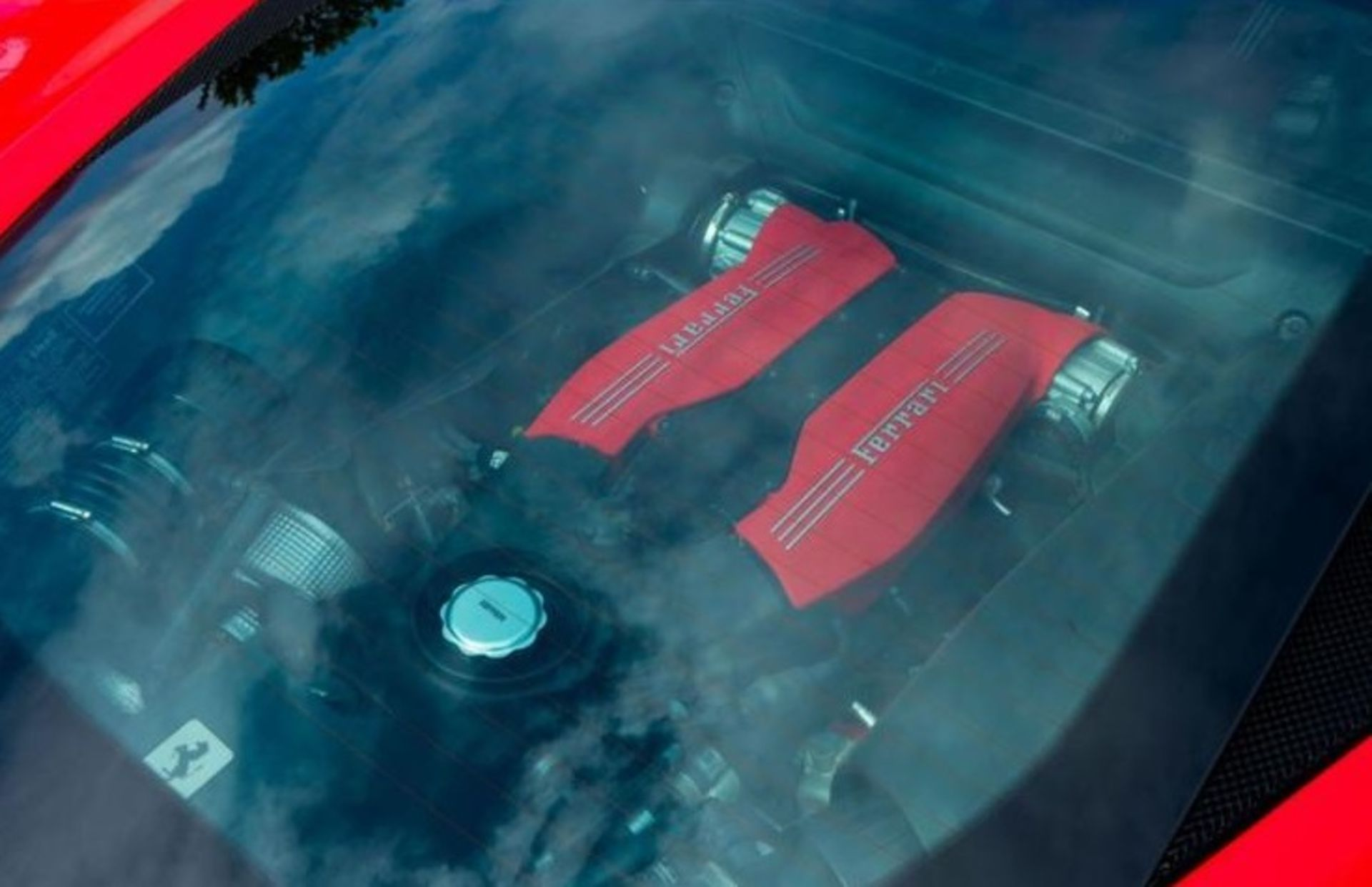 2016 FERRARI 488 GTB 2DR RED COUPE, PETROL, AUTOMATIC, 11K MILES, LEFT HAND DRIVE *NO VAT* - Image 17 of 22