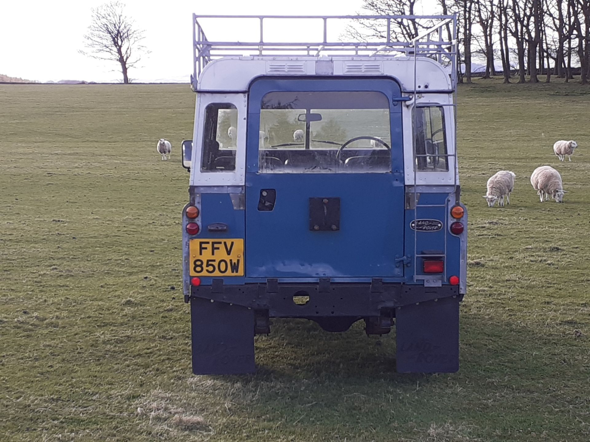 1980 LAND ROVER SERIES III CLASSIC STATION WAGON, TAX AND MOT EXEMPT *NO VAT* - Image 9 of 22