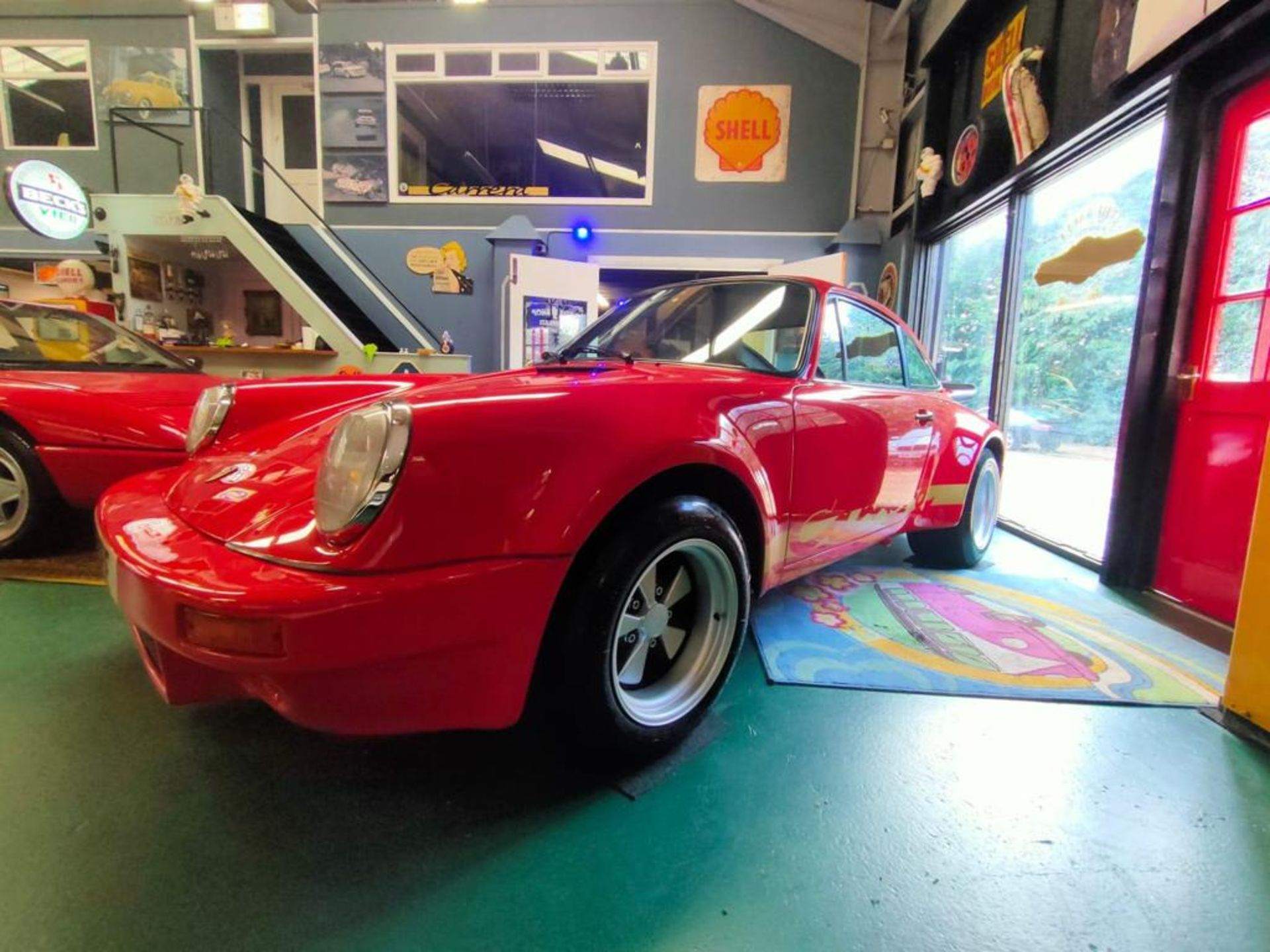 1980 Porsche 911 sc sport but has been fully rebuilt to be identical to a 1974 911 rsr *NO VAT* - Image 2 of 12