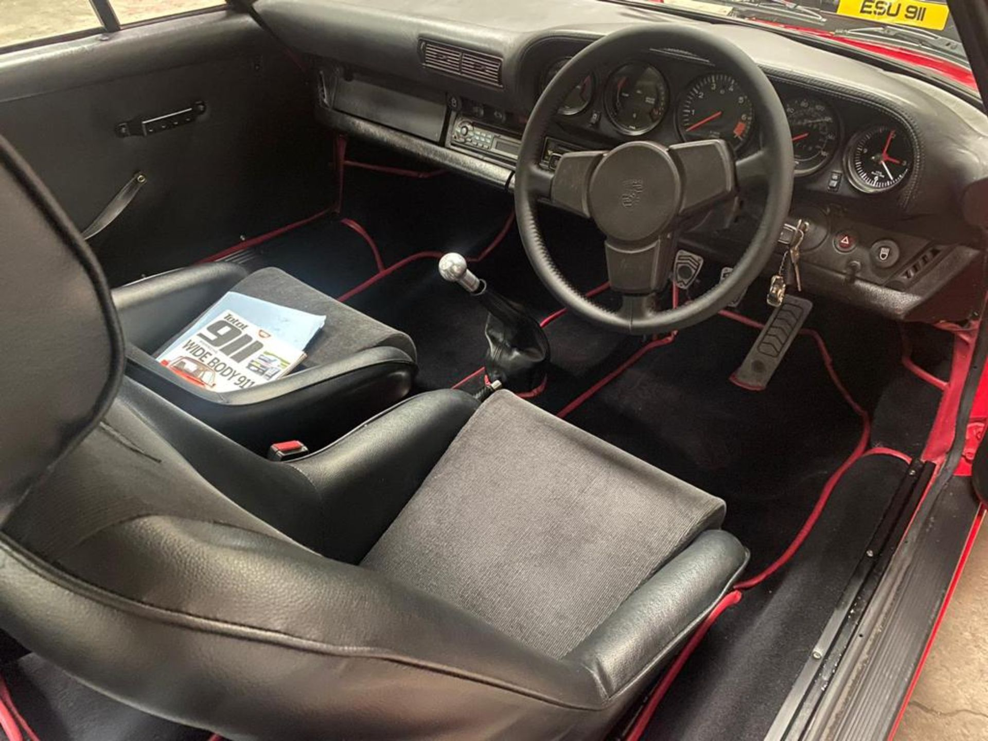 1980 Porsche 911 sc sport but has been fully rebuilt to be identical to a 1974 911 rsr *NO VAT* - Image 7 of 12