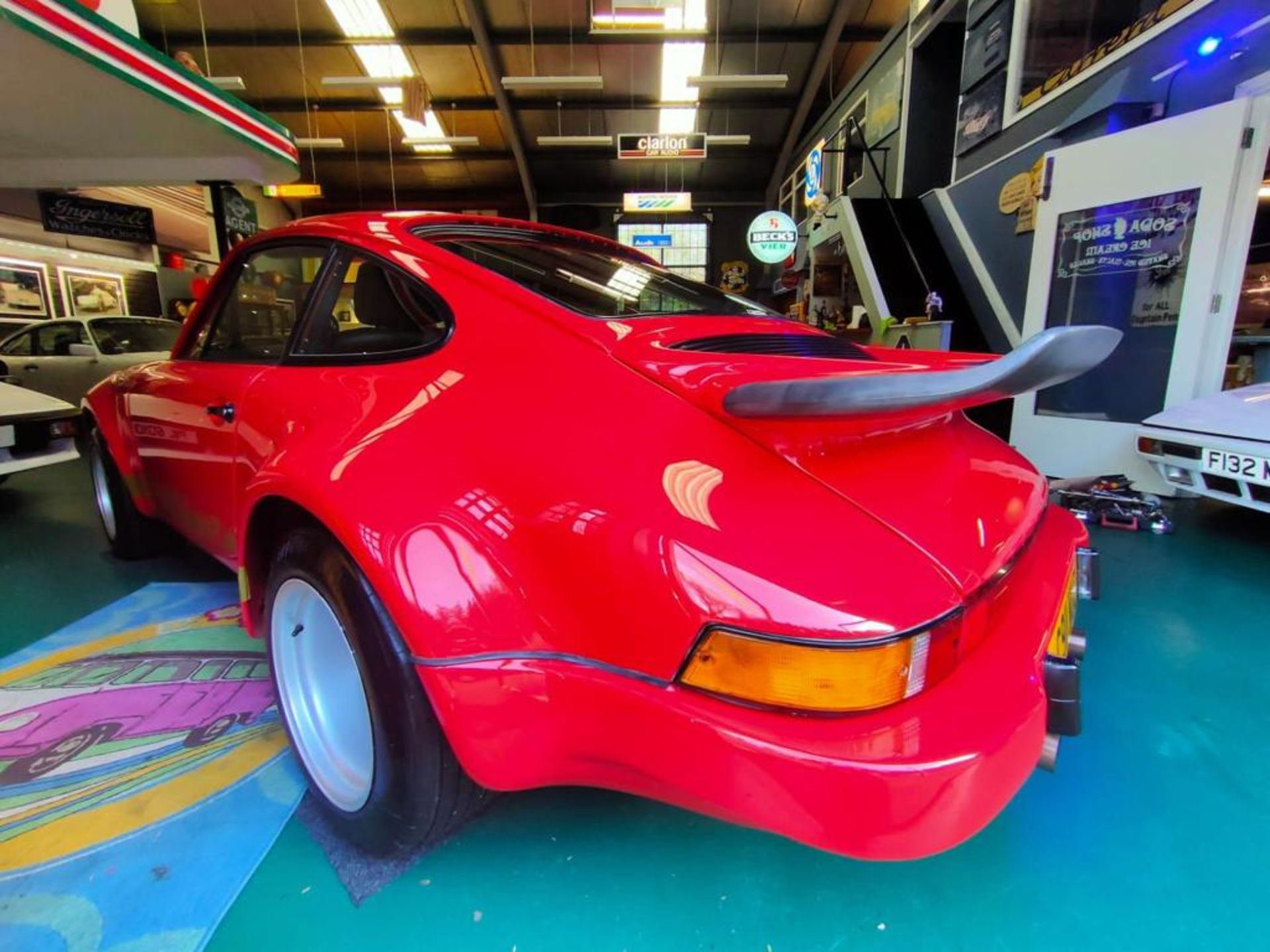 1980 Porsche 911 sc sport but has been fully rebuilt to be identical to a 1974 911 rsr *NO VAT* - Image 5 of 12
