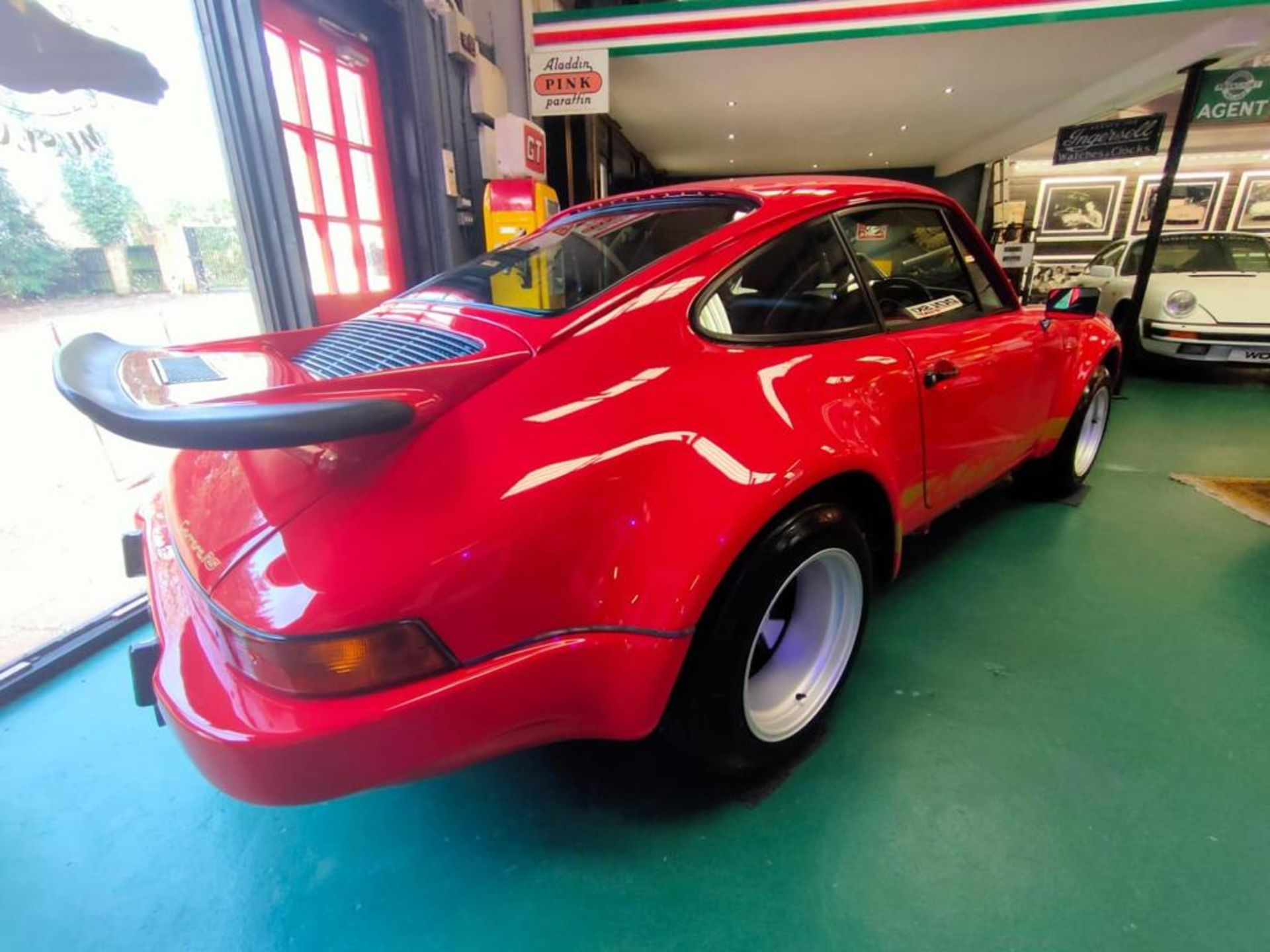 1980 Porsche 911 sc sport but has been fully rebuilt to be identical to a 1974 911 rsr *NO VAT* - Image 3 of 12