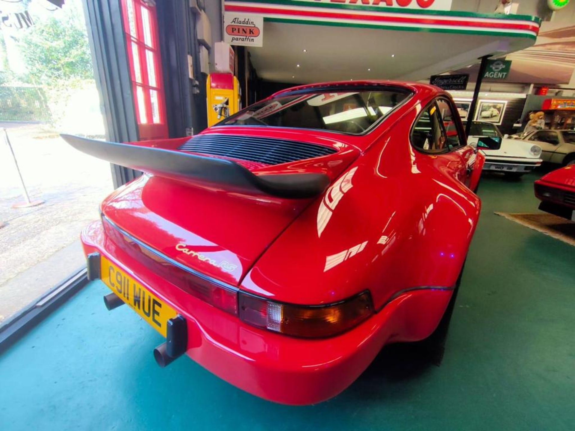 1980 Porsche 911 sc sport but has been fully rebuilt to be identical to a 1974 911 rsr *NO VAT* - Image 4 of 12