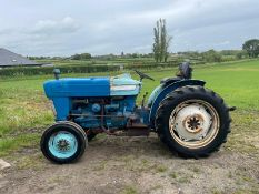 FORD 3000 VINYARD TRACTOR, RUNS DRIVES AND WORKS, ALL GEARS WORK *PLUS VAT*