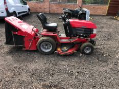 WESTWOOD V20-50 RIDE ON MOWER, STARTS DRIVES AND CUTS, SELLING DUE TO DOWNSIZING *NO VAT*