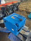 BRAND NEW UNUSED HARRINGTON diesel GENERATOR, MODEL SKD26, 2.6 KVA, 110V AND 230V *PLUS VAT*