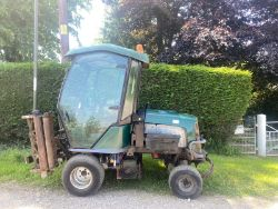 2014 LINDE TERBERG, HAYTER MOWER WITH CAB, TYM COMPACT TRACTOR - 337 HOURS, COMPACT TRACTORS WITH LOADERS, QUADBIKE ALL ENDS FROM 7PM THURSDAY