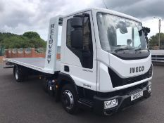 2016 IVECO EUROCARGO 75E16P RECOVERY TRUCK AUTO, 82K MILES, EURO 6 *PLUS VAT*