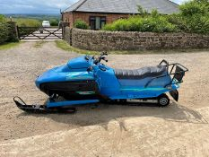 NORDTRAC COBRA LYNX GRAND TOURING EASY RIDE SNOW MOBILE, CHARGER IS INCLUDED *PLUS VAT*