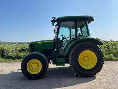 2019 JOHN DEERE 5050E TRACTOR, RUNS AND DRIVES, 35K BOX, GRASS TYRES, 50 HP *PLUS VAT*