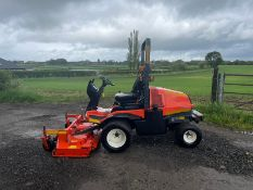 2014 KUBOTA F3890 RIDE ON MOWER, RUNS DRIVES AND CUTS, SHOWING A LOW 1772 HOURS *PLUS VAT*