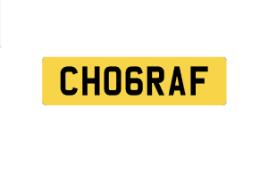 RAFFY CAR NUMBER PLATE CH06 RAF FEES PAID RAF RAFI RAFIQ RAPH RAFF RAFFO RAFEEQ *NO VAT*