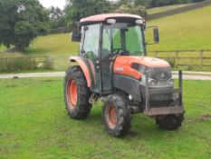 2017 KUBOTA L5040 SERIEE II COMPACT TRACTOR, ROAD REGISTERED, A LOW 3490 HOURS *PLUS VAT*