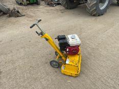 SPE DFG400-2 FLOOR GRINDER, RUNS AND WORKS, HONDA GX160 ENGINE *NO VAT*