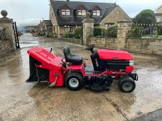 WESTWOOD T1800 4WD RIDE ON MOWER WITH WOOD CHIPPER, HYDROSTATIC, RUNS DRIVES AND CUTS *NO VAT*