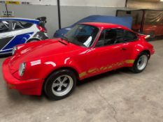 1980 PORSCHE 911 SC SPORT WHICH HAS BEEN FULLY REBUILT TO BE IDENTICAL TO A 1974 911 RSR *NO VAT*