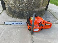 2017 HUSQVARNA 236 CHAINSAW, BOUGHT NEW IN 2018, RUNS AND WORKS *NO VAT*