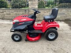 CASTEL GARDEN XD 140HD RIDE ON MOWER, RUNS DRIVES AND CUTS, 13hp BRIGGS AND STRATTON ENGINE *NO VAT*