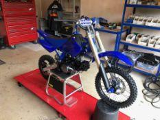 MOTO MADNESS DIRT BIKE 125 PIT BIKE, HAS RECENTLY BEEN REBUILT, ENGINE SERVICED *NO VAT*