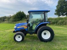 ISEKI TG 5390 TRACTOR, RUNS AND DRIVES, FULLY GLASS CAB, SHOWING A LOW 4371 HOURS, 38hp *PLUS VAT*