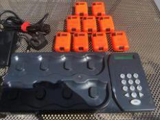 8 x REACTEC HAV-001 TRIGGER TIME MONITOR HAV METER FOR HAND ARM VIBRATION TRIGGER TIME MONITORING