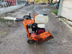 2015 CLIPPER C99 FLOOR SAW, RUNS AND WORKS, HONDA GX390 ENGINE, WATER TANK INCLUDED *NO VAT*