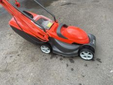 FLYMO 240v MAINS LAWN MOWER, BOUGHT 2021 BUT ONLY USED ONCE! *NO VAT*