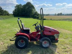 2003 McCORMICK G30R REVERSE COMPACT TRACTOR, RUNS AND DRIVES, SHOWING 397 HOURS *PLUS VAT*