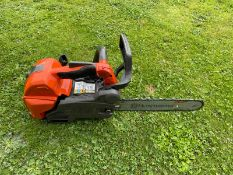 """HUSQVARNA T540XP TOP HANDLE CHAINSAW, RUNS AND WORKS, 12"""" BAR AND CHAIN *NO VAT*"""