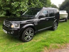 2015/15 REG LAND ROVER DISCOVERY XS SDV6 AUTO 3.0 DIESEL, SHOWING 2 FORMER KEEPERS *PLUS VAT*