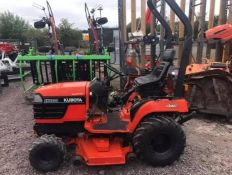 2005 Kubota BX2200 Compact Tractor With Underslung Deck Runs Drives And Cuts *NO VAT*