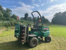 RANSOMES PARKWAY 2250 CYLINDER MOWER, RUNS, WORKS AND CUTS, 4 WHEEL DRIVE *NO VAT*
