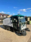 2012 JOHNSTON ROAD SWEEPER, RUNS AND DRIVES, YEAR 2012 *PLUS VAT*