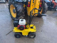 2012 GARDEN MASTER TURF CUTTER, RUNS DRIVES AND WORKS, GREAT COMPRESSION *NO VAT*