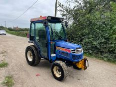 2006/56 ISEKI TH4260F COMPACT TRACTOR, RUNS AND DRIVES WELL, SHOWING A LOW 679 HOURS *PLUS VAT*