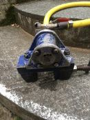 USED PNEUMATIC VIBRATOR FOR CONCRETE CONSOLIDATION *NO VAT*