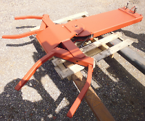 HEAVY DUTY SPECLIFT FORKLIFT ATTACHMENT VEHICLE MOVER, VERY RARE FIND, IDEAL FOR MOTOR TRADE