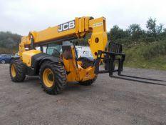 2015 JCB 510-56 TELEHANDLER, JCB 4.4 ECOMAX ENGINE, 4452 HOURS, VERY CLEAN MACHINE *PLUS VAT*
