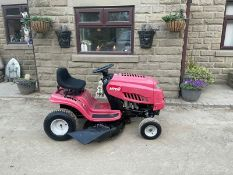 MTD LAWNFLITE RF125M RIDE ON LAWN MOWER, RUNS WORKS AND CUTS, 12.5hp ENGINE *NO VAT*