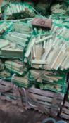 60 x NET BAGS OF KINDDLING *NO VAT*
