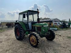 JOHN DEERE 2130 TRACTOR, RUNS AND DRIVES, ALL GEARS WORKS, 3 POINT LINKAGE, 79hp *PLUS VAT*