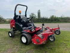 2015 TORO GM3400 4x4 RIDE ON MOWER, RUNS DRIVES CUTS WELL, A LOW AND GENUINE 2345 HOURS *PLUS VAT*