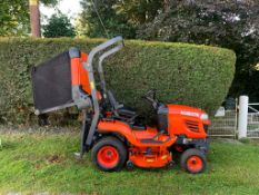 2017 KUBOTA G23-II RIDE ON MOWER, RUNS DRIVES AND CUTS, SHOWING A LOW 605 HOURS *PLUS VAT*