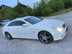 2009 MERCEDES BENZ CLS 63 AMG, 75,000km, GOOD CONDITION, STARTS AND DRIVES WITH NO FAULTS *PLUS VAT*